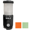 Ultimate Survival Technologies Brila Mini Lantern - 0.5W LED - 27 Lumens - Uses 2 x AAs - Available in Black, Orange or Glow-in-the-Dark