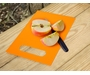 Ultimate Survival Technologies Cutting Board - 10 x 7.1-Inch Camping Kitchen Tool - Orange (20-1254)
