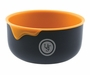 Ultimate Survival Technologies Double Up Bowl - 4.6-inch Aluminum Camping Dish with Removable Silicone Lining  - Orange (20-CKT0045-08)