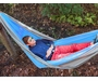 Ultimate Survival Technologies SlothCloth Camping Parachute / Tree Hammock 1.0 - Fits 1 Person - Blue, Orange or Lime (20-121)