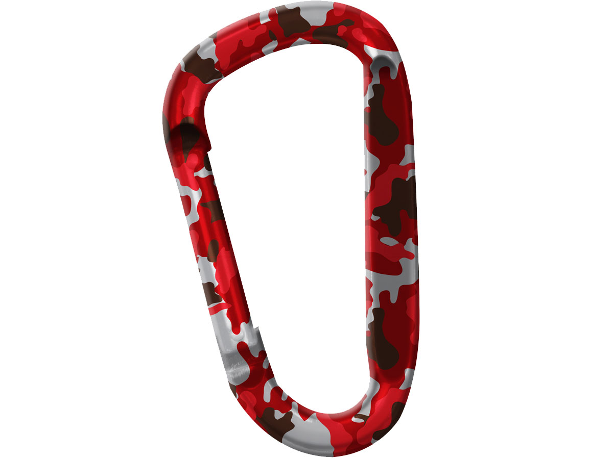 Ultimate Survival Technologies Snappy Carabiner Clip - Available in 6 Colors