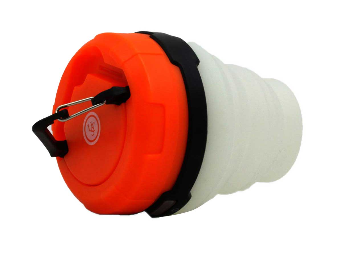 Ultimate Survival Technologies Spright 3AAA Collapsible LED Lantern - 57 Lumens - Uses 3 x AAAs - 2-Pack (20-02980)