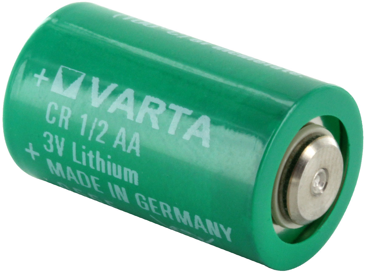 varta cr 1 2 aa 3v lithium battery cr14250. Black Bedroom Furniture Sets. Home Design Ideas