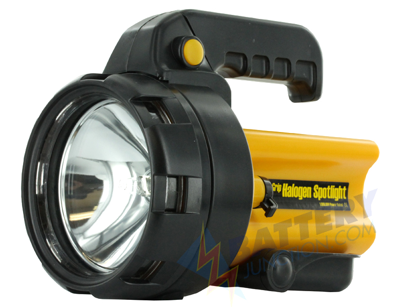 Wagan 2057 EZ  Grip Halogen Spot Light
