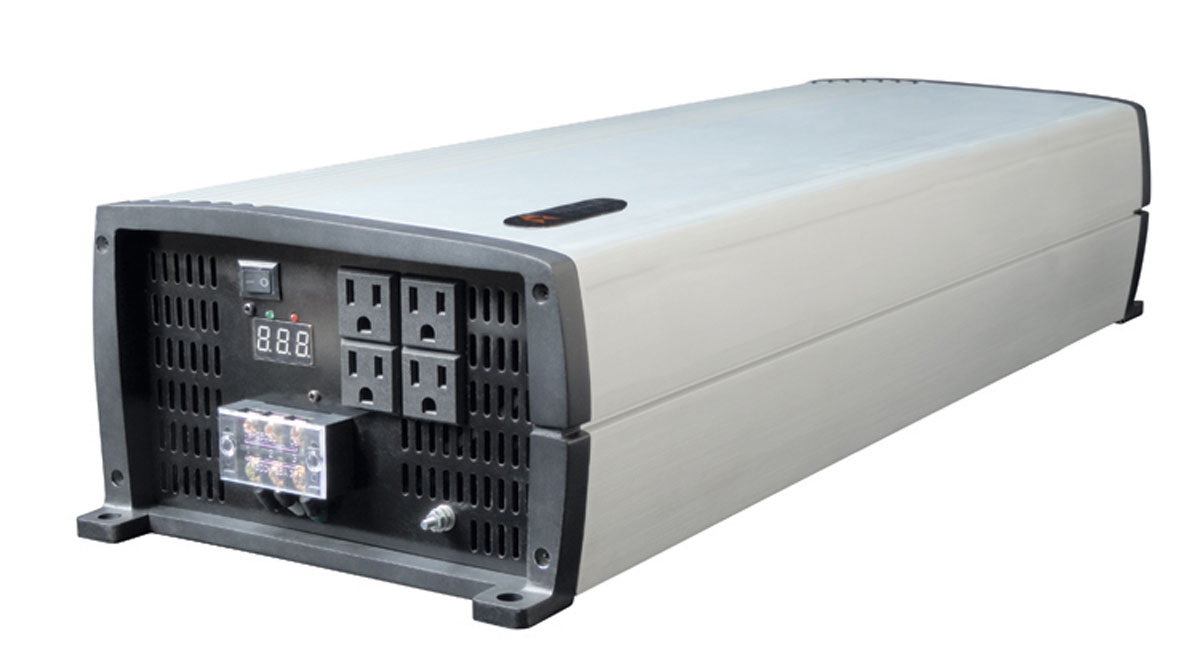 Wagan 2207 Elite 5000W Pure Sine Wave Inverter