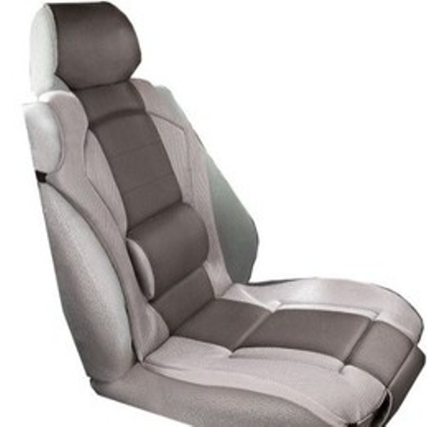 Wagan 2291 Sport Trax Seat Cushion - Grey
