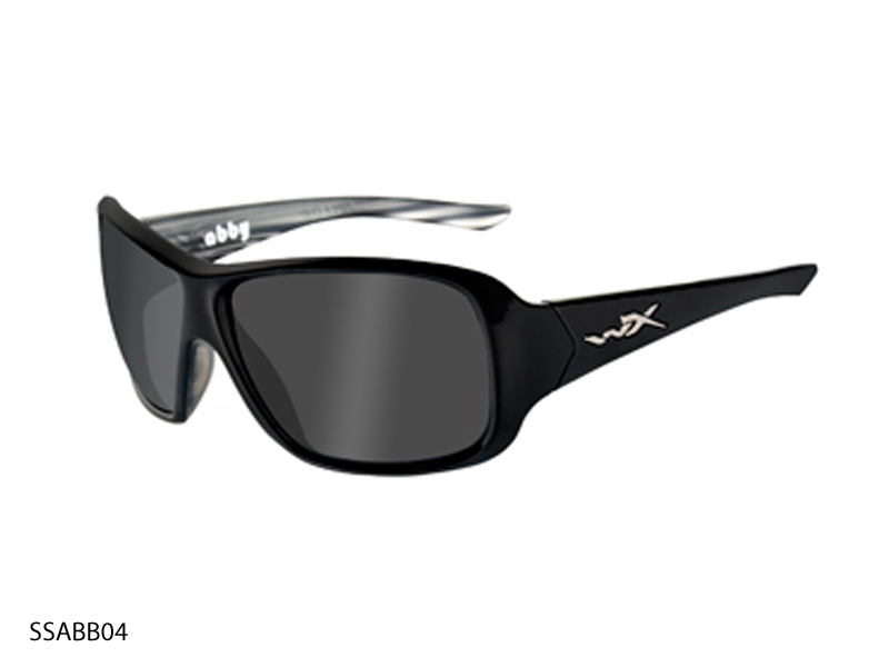 Wiley X WX Abby Sunglasses with High Velocity Protection Street Series in Various Color Schemes (SSABB01 SSABB04)