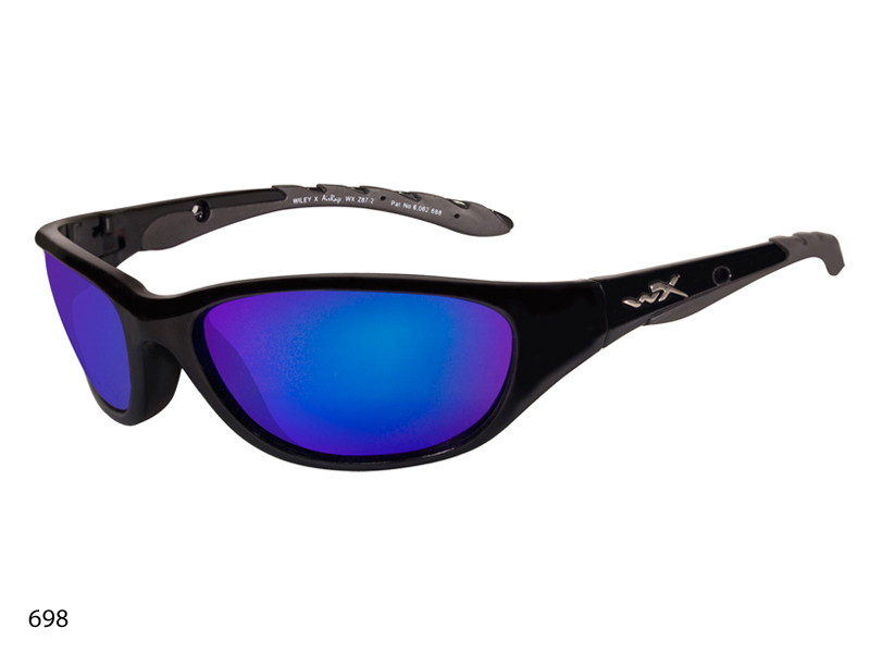 Wiley X AirRage Sunglasses with High Velocity Protection Climate Control Series in Various Color Schemes (693 694 695 696 697 698 699)