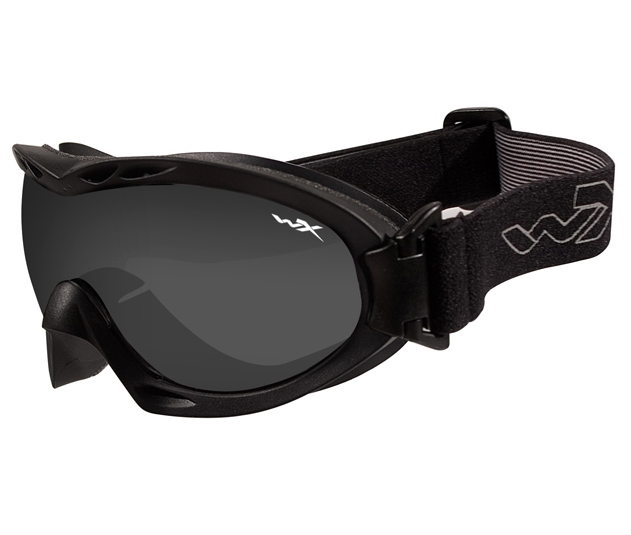 Wiley X Nerve Goggles with High Velocity Protection in Various Color Schemes (R-8051 R-8051T R-8051G R-8051RX)