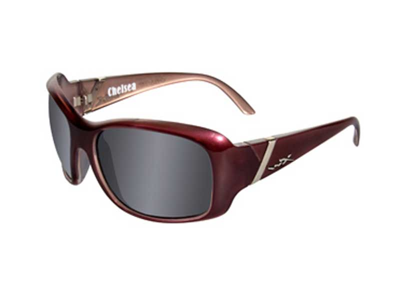 Wiley X WX Chelsea Sunglasses with High Velocity Protection Street Series in Various Color Schemes (SSCHE01 SSCHE04)