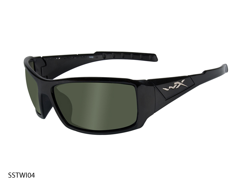 Wiley X WX Twisted Sunglasses with High Velocity Protection Street Series in Various Color Schemes (SSTWI01)