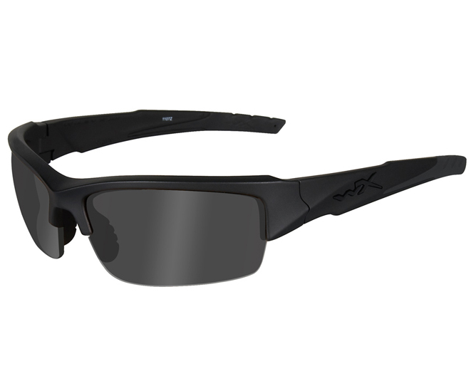 Wiley X WX Valor Sunglasses with High Velocity Protection Changeable Series in Various Color Schemes (CHVAL01 CHVAL02 CHVAL04 CHVAL06)