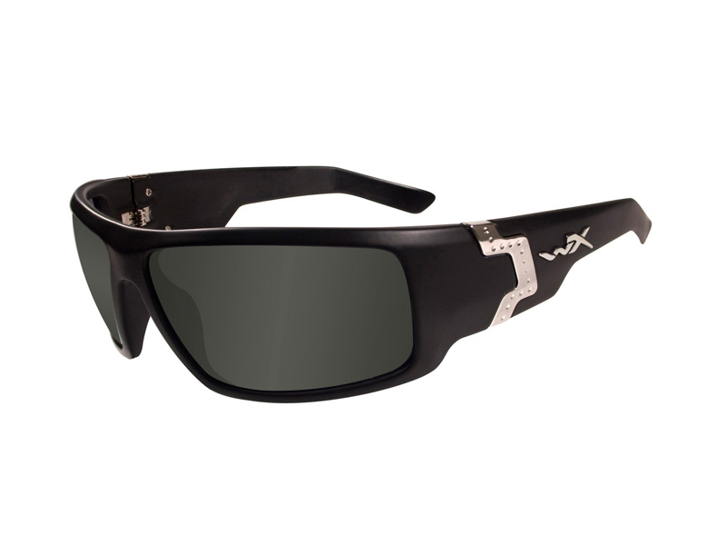 Wiley X Xcess Sunglasses with High Velocity Protection Street Series in Various Color Schemes (SSXCE01 SSXCE04)