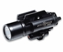 SureFire X400 LED Weapon Light with 635nm Red Laser - Universal and Picatinny Rail Mounts Fit Handguns, Long Guns - 170 Lumens - Includes 2 x CR123As