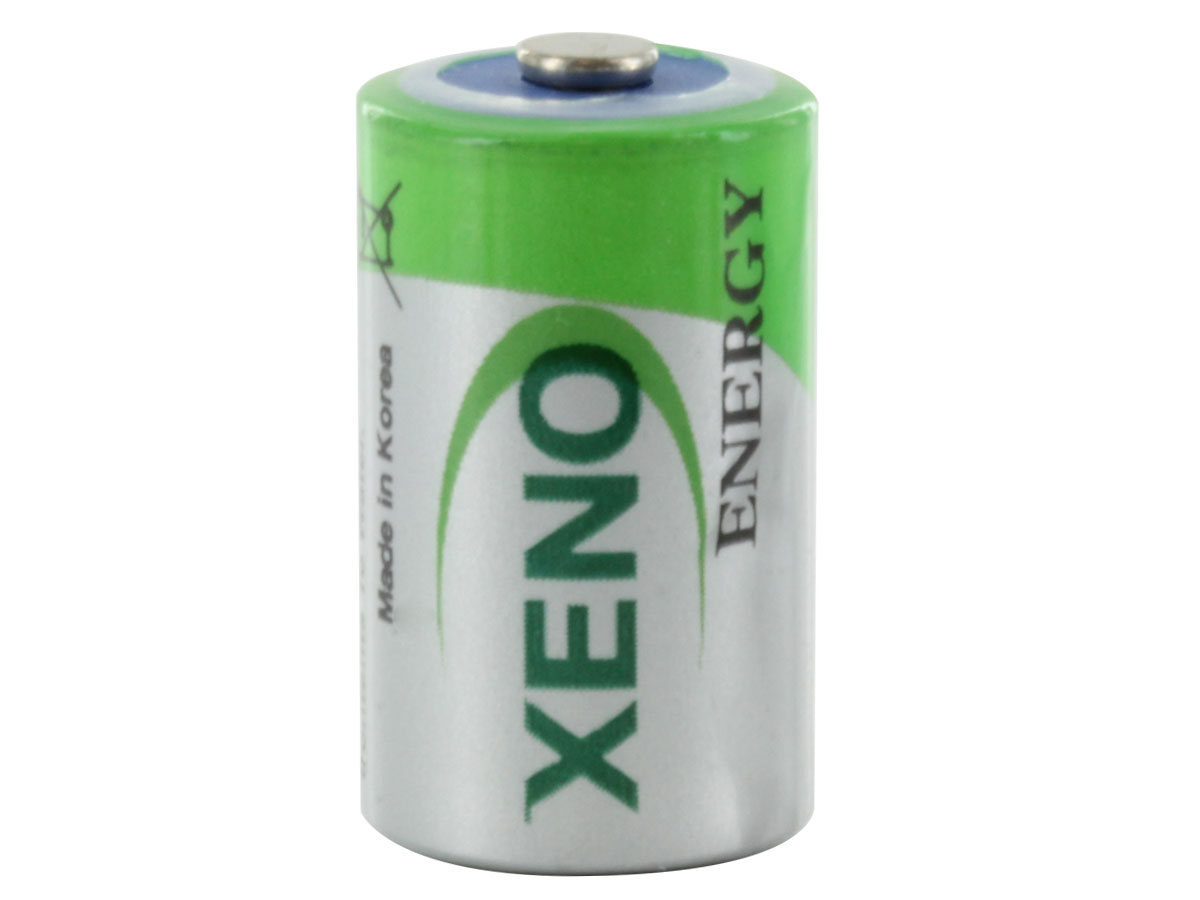 Xeno Xl 050f 1 2aa 3 6v Lithium Battery Batteryjunction Com